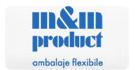 erp m&m product logo
