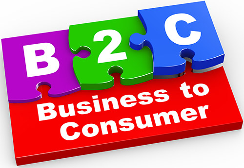 business to consumer erp